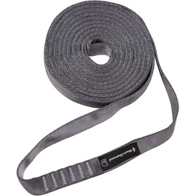 Black Diamond Nylon Eslinga/Cinta Express 18 mm 240 cm, gray